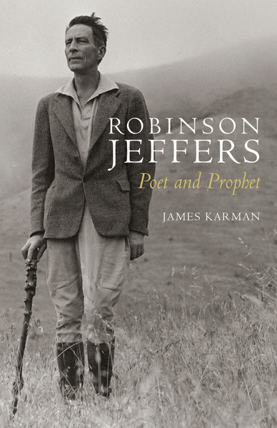 Cover of Robinson Jeffers by James Karman