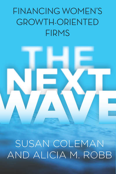 Cover of The Next Wave by Susan Coleman and Alicia M. Robb