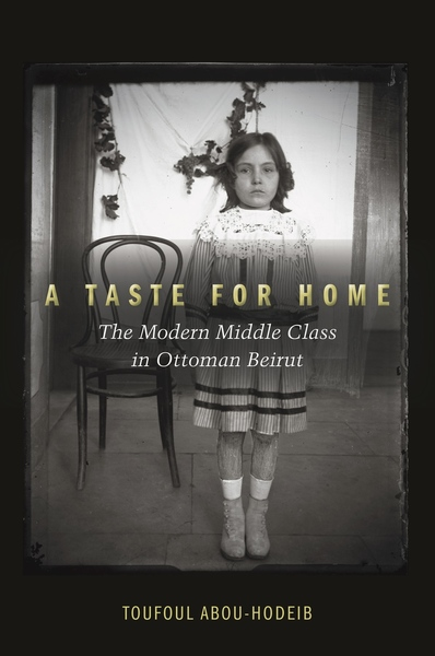 Cover of A Taste for Home by Toufoul Abou-Hodeib
