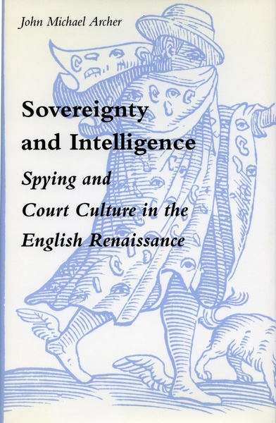 Cover of Sovereignty and Intelligence by John Michael Archer