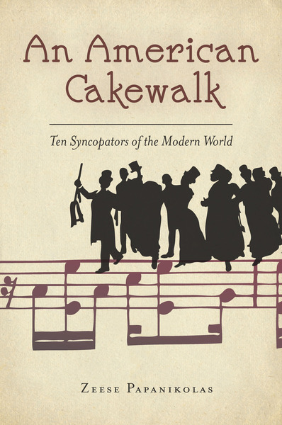 Cover of An American Cakewalk by Zeese Papanikolas