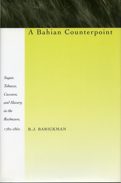 Cover of A Bahian Counterpoint by B. J. Barickman