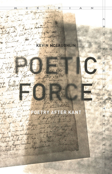 Cover of Poetic Force by Kevin McLaughlin