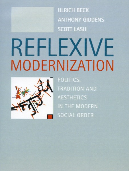 Cover of Reflexive Modernization by Ulrich Beck, Anthony Giddens, and Scott Lash