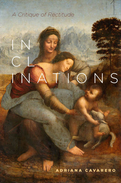 Cover of Inclinations by Adriana Cavarero