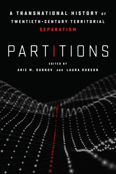 Cover of Partitions by Edited by Arie M. Dubnov and Laura Robson