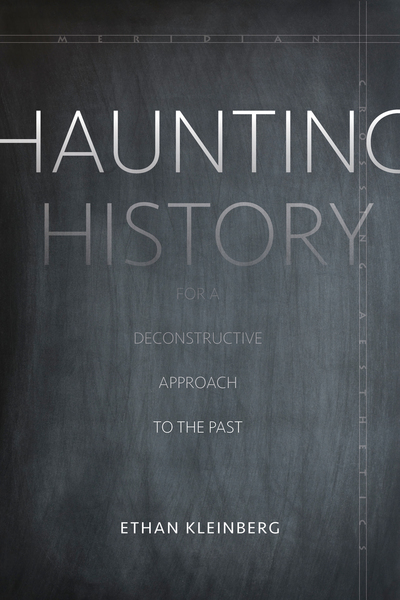 Cover of Haunting History by Ethan Kleinberg