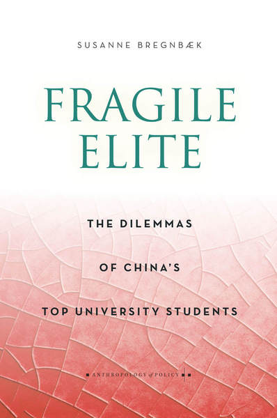 Cover of Fragile Elite by Susanne Bregnbæk