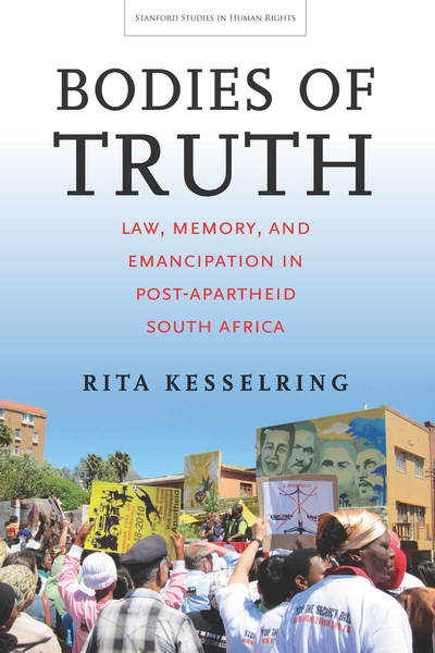 Cover of Bodies of Truth by Rita Kesselring
