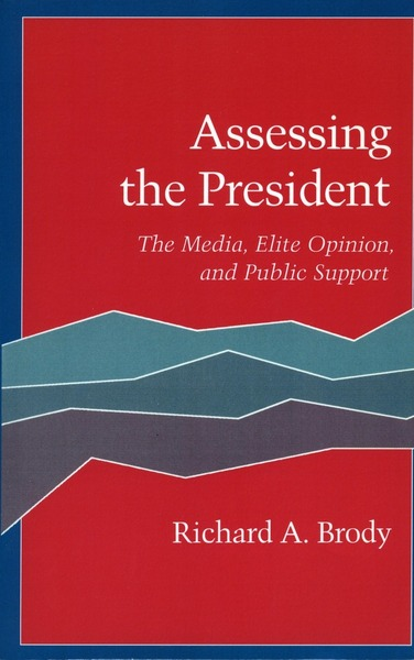 Cover of Assessing the President by Richard A. Brody
