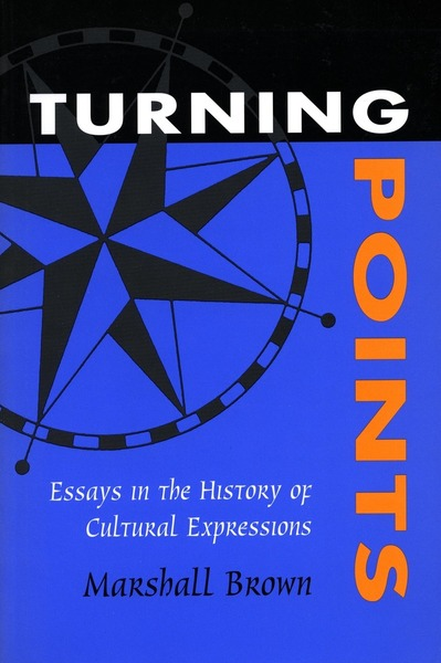 Cover of Turning Points by Marshall Brown