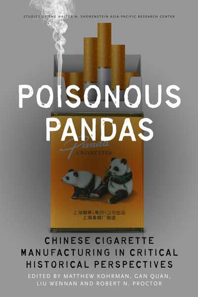 Cover of Poisonous Pandas by Edited by Matthew Kohrman, Gan Quan, Liu Wennan, and Robert N. Proctor