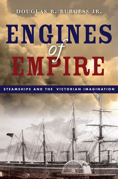 Cover of Engines of Empire by Douglas R. Burgess Jr.