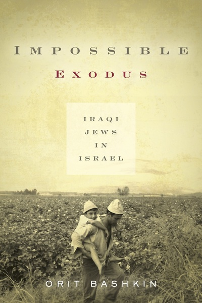Cover of Impossible Exodus by Orit Bashkin