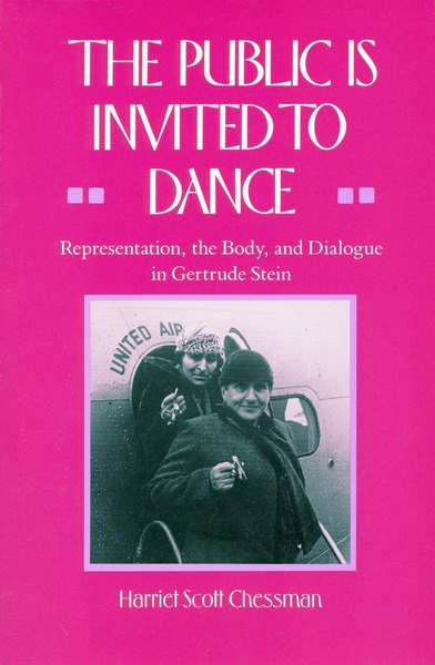 Cover of The Public Is Invited to Dance by Harriet Scott Chessman