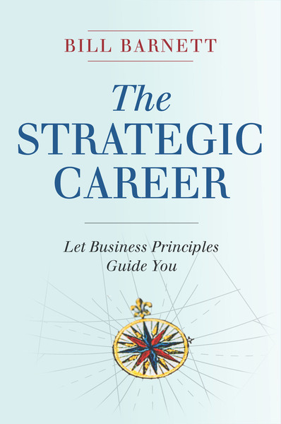 Cover of The Strategic Career by Bill Barnett