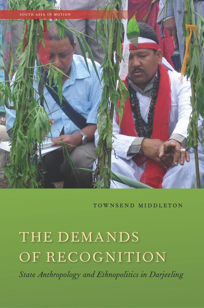 Cover of The Demands of Recognition by Townsend Middleton