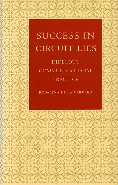 an analysis of the success in circuit lies Success in circuit lies by rosalina de la carrera, 9780804719230, available at book depository with free delivery worldwide success in circuit lies : rosalina de la carrera : 9780804719230 we use cookies to give you the best possible experience.