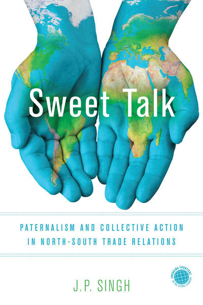 Cover of Sweet Talk by J. P. Singh