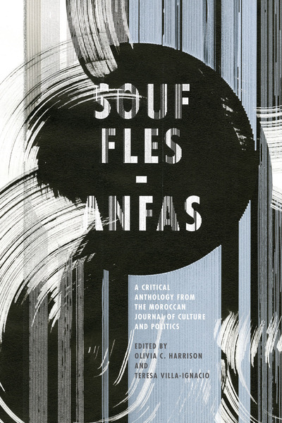 Cover of Souffles-Anfas by Edited by Olivia C. Harrison and Teresa Villa-Ignacio