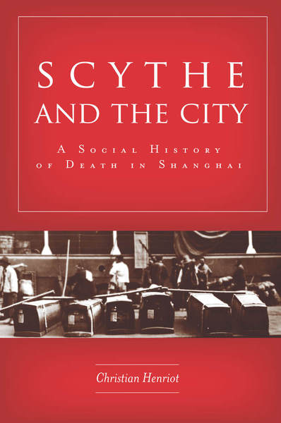 Cover of Scythe and the City by Christian Henriot