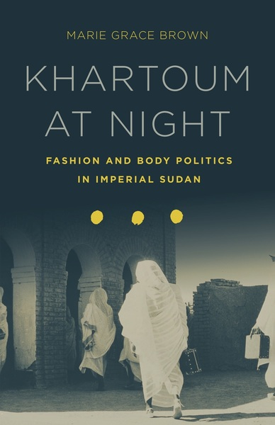 Cover of Khartoum at Night by Marie Grace Brown