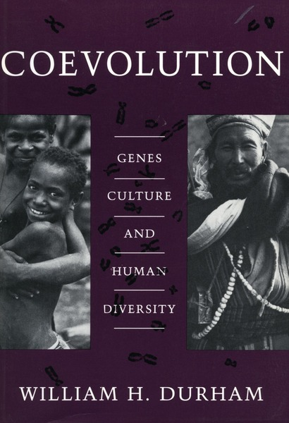 Cover of Coevolution by William H. Durham