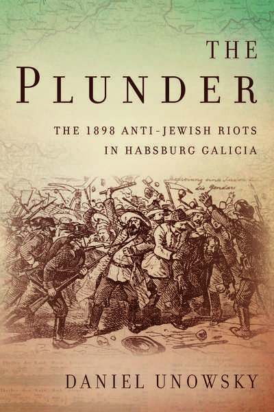 Cover of The Plunder by Daniel Unowsky
