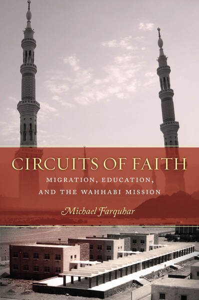 Cover of Circuits of Faith by Michael Farquhar