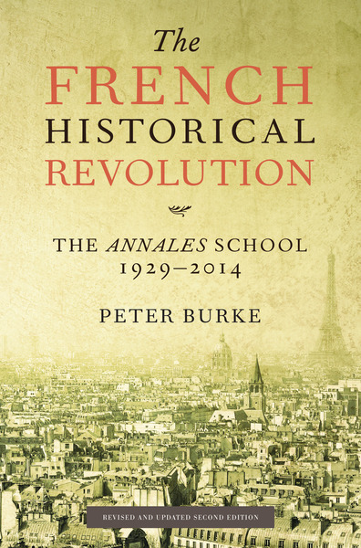 Cover of The French Historical Revolution by Peter Burke