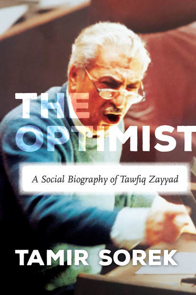 Cover of The Optimist by Tamir Sorek