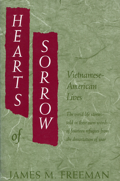 Cover of Hearts of Sorrow by James M. Freeman