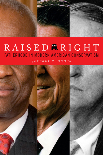 Cover of Raised Right by Jeffrey R. Dudas