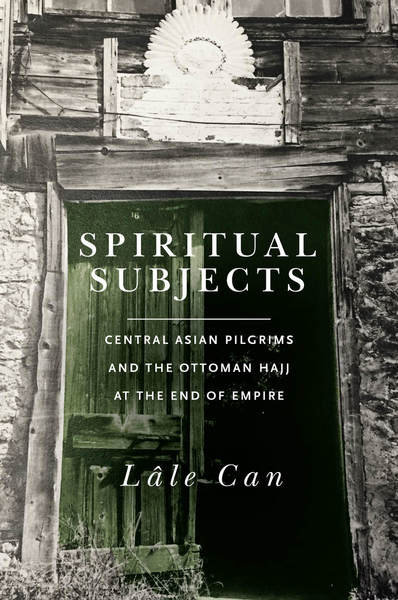 Cover of Spiritual Subjects by Lâle Can