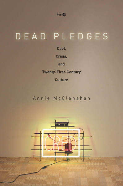 Cover of Dead Pledges by Annie McClanahan