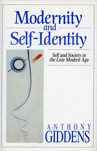 Cover of Modernity and Self-Identity by Anthony Giddens