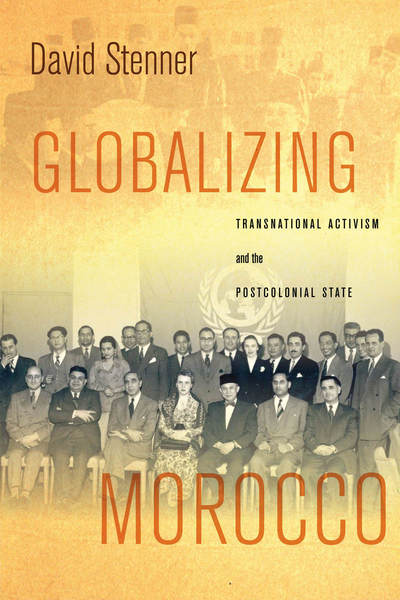 Cover of Globalizing Morocco by David Stenner