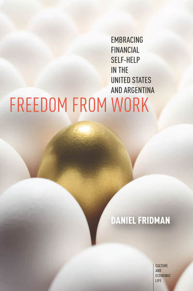 Cover of Freedom from Work by Daniel Fridman