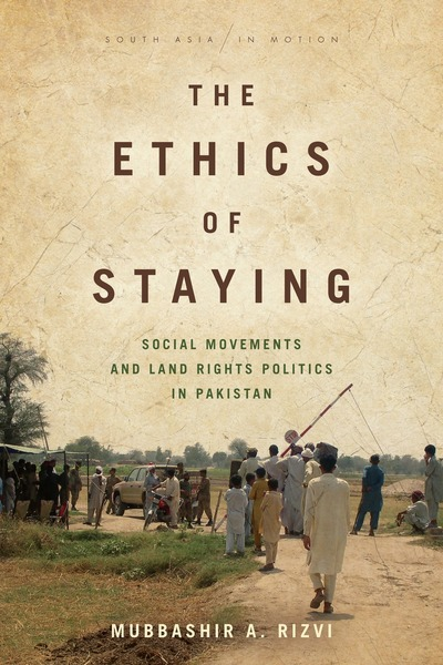 Cover of The Ethics of Staying by Mubbashir A. Rizvi