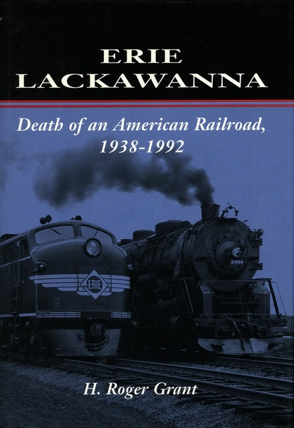 Cover of Erie Lackawanna by H. Roger Grant