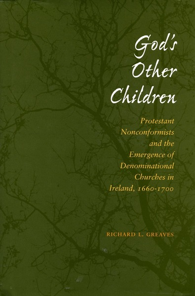 Cover of God's Other Children by Richard L. Greaves
