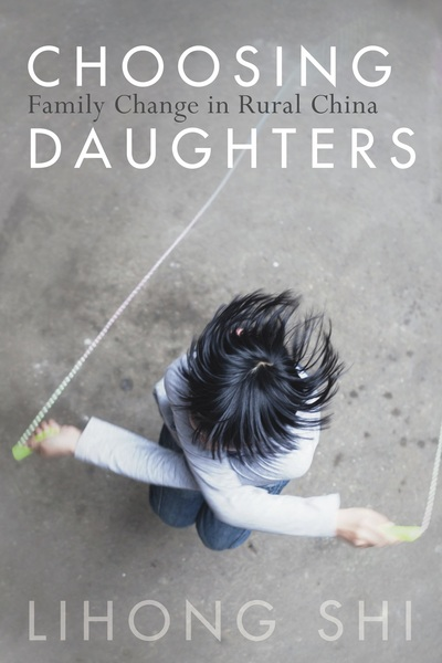 Cover of Choosing Daughters by Lihong Shi