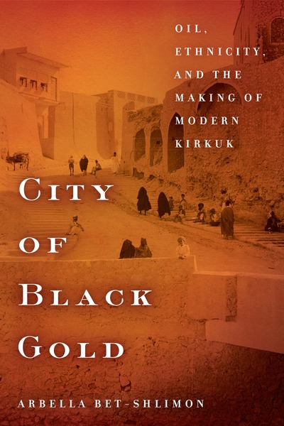 Cover of City of Black Gold by Arbella Bet-Shlimon