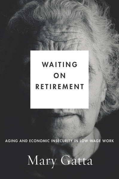 Cover of Waiting on Retirement by Mary Gatta