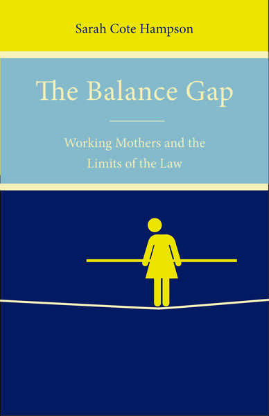 Cover of The Balance Gap by Sarah Cote Hampson
