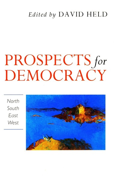 Cover of Prospects for Democracy by Edited by David Held