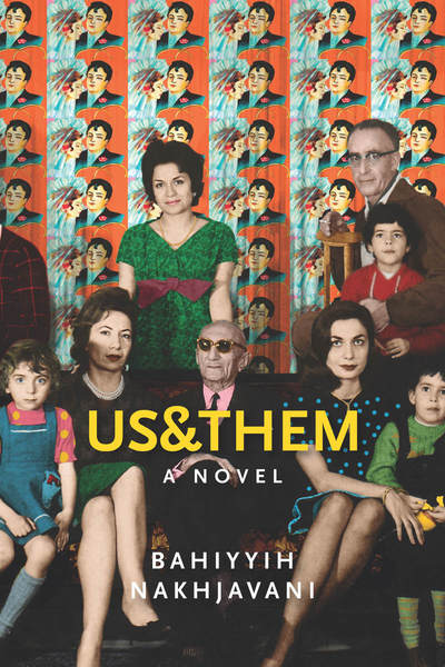 Cover of Us&Them by Bahiyyih Nakhjavani