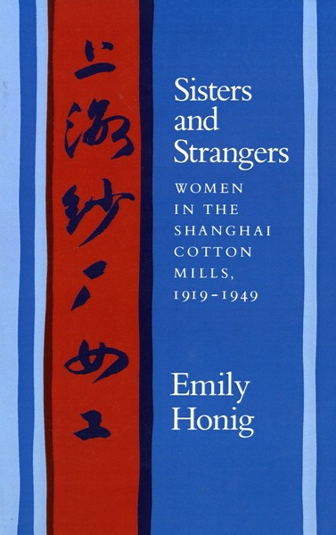 Cover of Sisters and Strangers by Emily Honig
