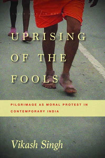 Cover of Uprising of the Fools by Vikash Singh