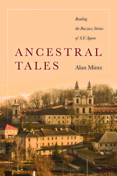 Cover of Ancestral Tales by Alan Mintz